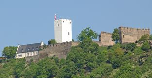 Burg Sterrenburg Royalty Free Stock Image