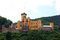 Burg Stolzenfels photos stock