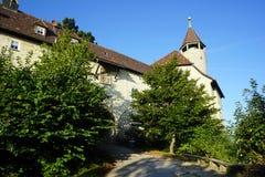 Burg Teck photo stock