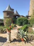 Burg Thurant de château images stock