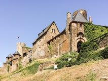 Burg Thurant de château chez Alken photographie stock