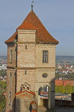 Burg Trausnitz photographie stock libre de droits