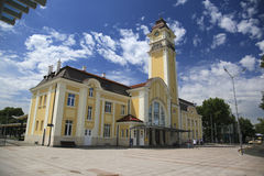 Burgas Bulgarien Royaltyfria Bilder