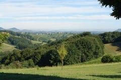 Burgenland Foto de Stock Royalty Free