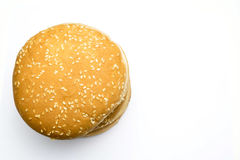 Burger προοπτική Στοκ εικόνα με δικαίωμα ελεύθερης χρήσης