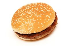 Burger Stock Photo