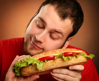 Burger Royalty Free Stock Image
