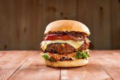 Burger Stockfotos