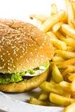 Burger Stock Image