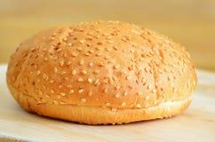 Burger bread Royalty Free Stock Photos