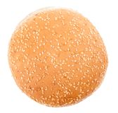 Burger Bun Stock Photo