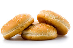 Burger Bun Stock Photography