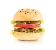 Burger. Stock Photo