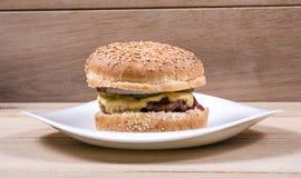 Burger Stock Photography