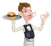 Burger-Kellner Perfect Sign Stockbilder