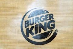 Burger King Stock Afbeelding