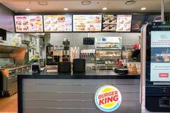 Burger King Stock Foto
