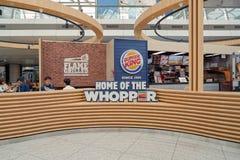 Burger King Stock Foto's