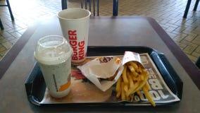 Burger King 库存照片