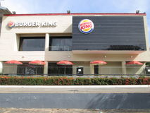 Burger King Lizenzfreies Stockfoto