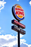 Burger King Immagine Stock
