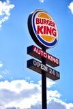 Burger King imagem de stock