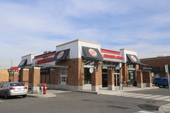 Burger King Royalty Free Stock Photo