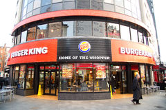 Burger king Stock Images
