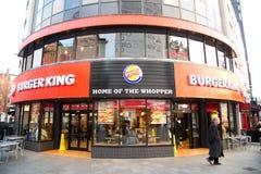Burger king Stock Images