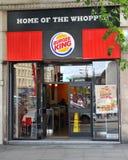 Burger King Royalty Free Stock Photos