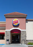 Burger King Restaurant Exterior Stock Photos