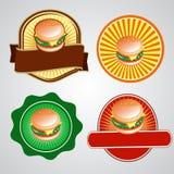 Burger Logo Stock Photos
