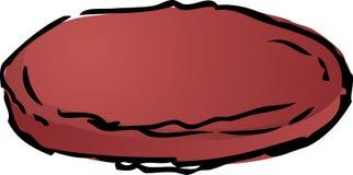 Burger patty Royalty Free Stock Image
