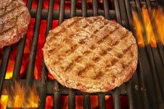 Burger patty Royalty Free Stock Photography