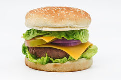 Burger 2 Stock Photos