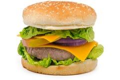 Burger 5 Royalty Free Stock Photo