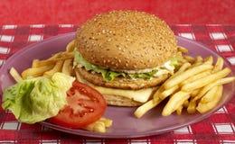 Free Burger Series Stock Image - 4834851