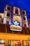 Burger Simpsons Krusty Στοκ Εικόνες
