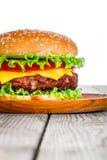 Burger Royalty Free Stock Photography