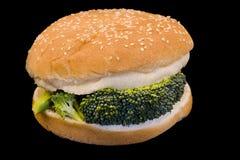 burger vegi Obraz Stock
