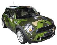 Burgerlijke geïsoleerdeE auto Stock Afbeelding