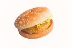 Burgers χοιρινού κρέατος. Στοκ Εικόνες