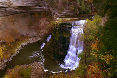 Burgess Falls Royalty Free Stock Photos
