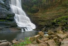 Burgess Falls Royalty Free Stock Image