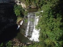 Burgess Falls Photographie stock
