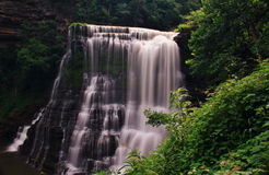 Burgess falls tennessee Royalty Free Stock Images