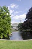 Burggarten - The central garden Stock Photo