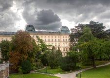 Burggarten, Vienna, Austria Stock Images