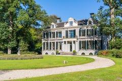 Burgh do en de Schaep da propriedade 'em s Graveland, Países Baixos Imagens de Stock Royalty Free