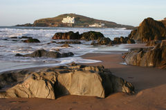 Burgh Island Stock Images